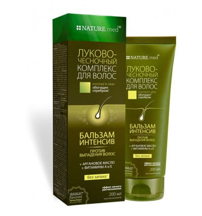 Balsam-intensiv împotriva căderea părului