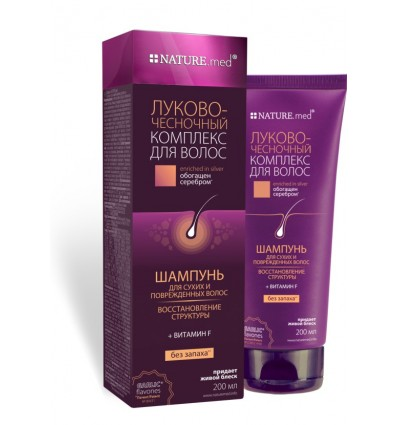 Șampon pentru păr uscat si deteriorat