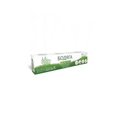 Balsam Bodyagi cu extract de gălbenele