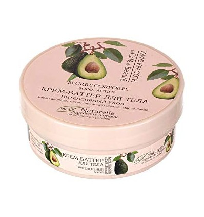 Unt corp ingrijire intensiva avocado Beauty Cafe 200 ml